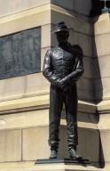 William Tecumseh Sherman Monument in Sherman Square