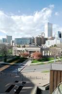 Denver Skyline: Topographic Views