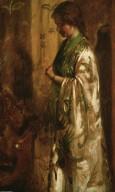 Portrait of Lucretia