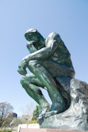 The Thinker [Nelson-Atkins Cast]