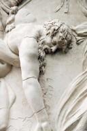 Chiswick House: Italian Garden Urn Reliefs