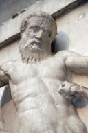 Parthenon Sculpture: South Metopes