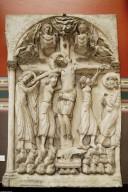 Deposition Relief from Santo Domingo de Silos [plaster cast]