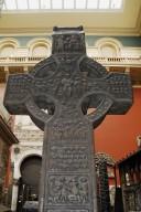 Muiredach¿s Cross from Monasterboice, Louth, Ireland [plaster cast]