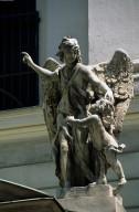 Archangel Michael Slaying Lucifer