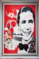 Arcades du Capitole: Carlos Gardel