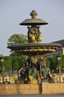 Fountains of the Place de la Concorde