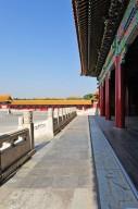 Forbidden City: Gate of Supreme Harmony (Taihe Men)