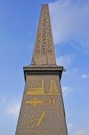Luxor Obelisk [in Paris]