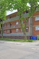 Housing with Balcony Access (Five Apartment Blocks), Dessau