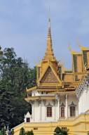 Royal Palace Complex, Phnom Penh; Throne Hall