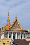Royal Palace Complex, Phnom Penh; Throne Hall