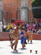 Festival Anniversary of the Battle of Puebla, May 5, 2011 (Cultural Documentation)