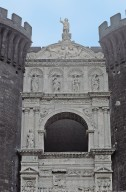 Triumphal Arch at Castel Nuovo
