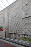 Olivetti Showroom Wall Relief [relocated]