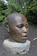Eternal Presence [bronze maquette]