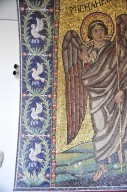 Apse Mosaic from the Church of San Michele in Africisco, Ravenna