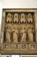 Altarpiece from Minden Cathedral; Coronation of the Virgin