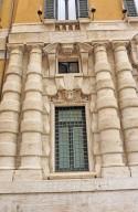 Palazzi in the Via degli Staderari [now part of Palazzo Madama Senate complex]