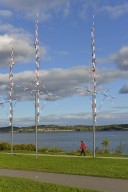 Masts Dancing over the Earth