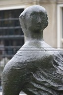 Draped Reclining Figure