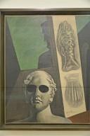 Portrait [prescient] of Guillaume Apollinaire