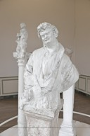 Bust of Balzac, on Foliated Pedestal