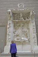 Gates of Hell [original plaster model]