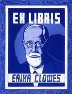 Sigmund Freud Bookplate