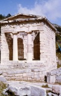 Delphi: Athenian Treasury