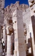 Mortuary Temple of Hatshepsut: Hathor Chapel