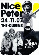 Nice Peter, The Queens, + The Moon Cats