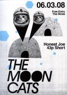 The Moon Cats, Honest Joe, 43p Short