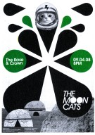 The Moon Cats, The Crown & Rose