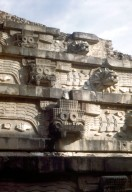 Temple of Quetzalcoatl