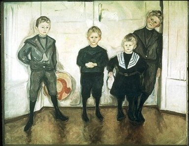 Four Sons of Dr. Linde