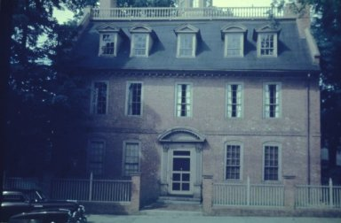 MacPhaedris-Warner House