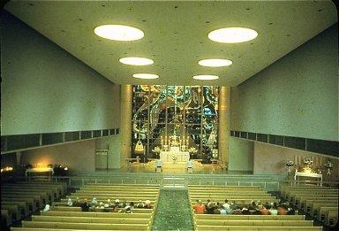 Saint Anne's Glass