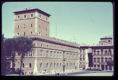 Palazzo Venezia (Venetian Palace)