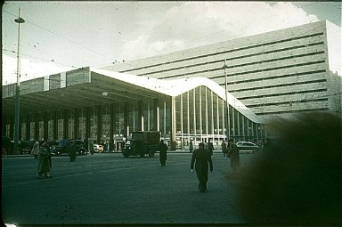 Railroad Station (Termini Station)
