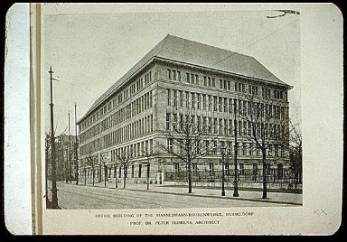 Mannesmann Tube Company Administrative Headquarters