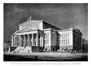 Theatre de Berlin (Royal Theater)
