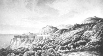 Schlosses Orianda (Orianda Palace)
