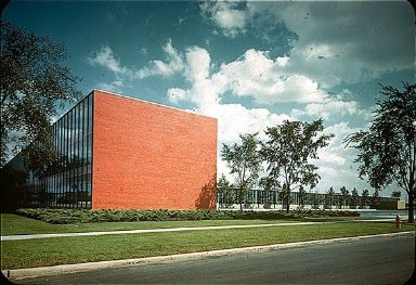 General Motors Technical and Research Center