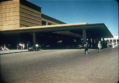 Railroad Station (Stazione Santa Maria Novella)