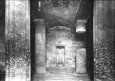 Beni Hasan: Tomb of Amenemhet