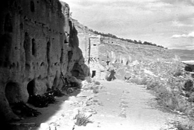 Pueblo of Santa Clara: Puye Cliff Dwellings