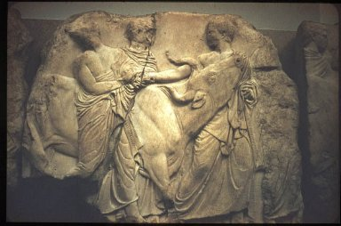 Parthenon: Sculpture - Frieze (South)