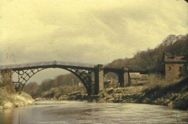 Coalbrookdale Ironbridge over the Severn