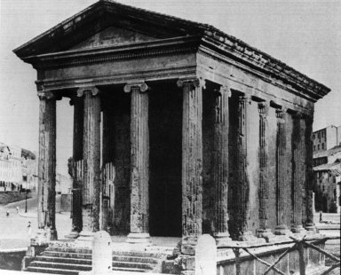 Temple of Fortuna Virilis (Temple of Portunus)